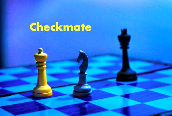 In Blockchain there's No Checkmate