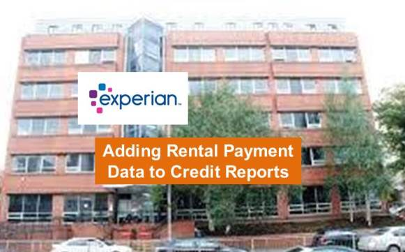 Rental Payments Recognised in Credit Reports