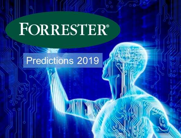 Forrester Predictions 2019: Artificial Intelligence