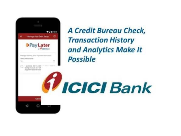 ICICI Bank Introduces New Digital Credit Facility Based On AI and Data Analytics