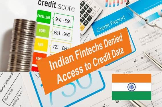 India:  New Credit Data War is Brewing