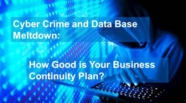 The Anatomy of a Business Continuity Plan
