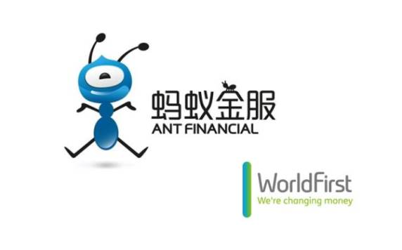 Ant Financial to Acquire U.K.'s WorldFirst