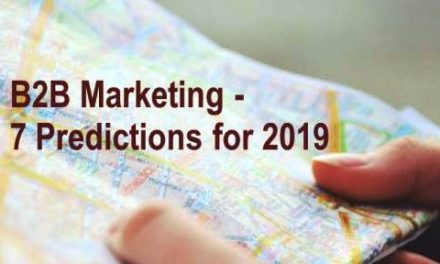 Where is B2B Marketing Headed Now? 7 Predictions for 2019