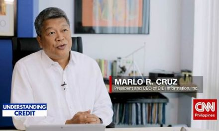 Understanding Credit: CIBI INFORMATION INC. on CNN Philippines