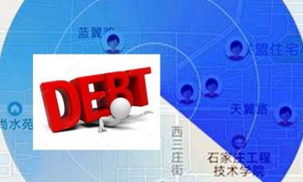 China Risk Management: The Map of Deadbeat Debtors