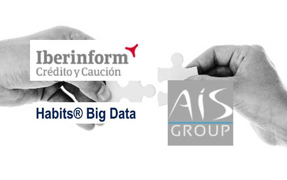 AIS Group and Iberinform Sign an Agreement to Incorporate Economic Activity Data To Habits Big Data
