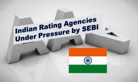 Indian Govt in Talks with Sebi to Make Credit Rating Agencies more Responsible