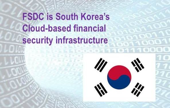 South Korean Financial Security Data Center Rises in Importance