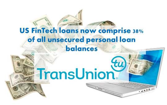 TransUnion FinTechs Continue to Drive Personal Loan Growth