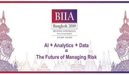 BIIA 2019 Biennial Conference Oct 30th to November 1, 2019; Bangkok, Thailand
