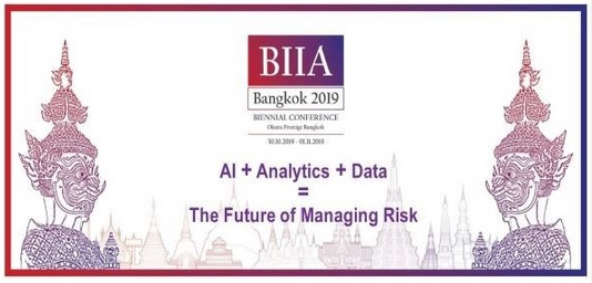 BIIA 2019 Biennial Conference Oct 30th to November 1, 2019; Bangkok, Thailand (For Lakefront)