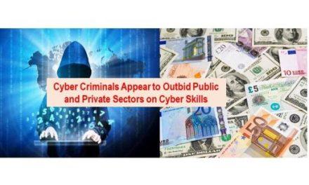Criminal Groups Offer Big Salaries for Cyber Skills