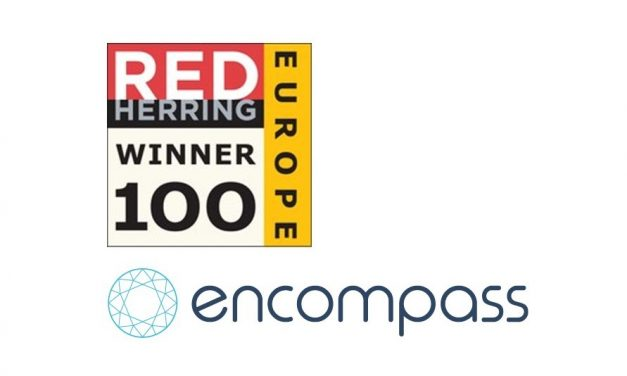 encompass Named as a Winner of Red Herring's Top 100 Europe Award 2019