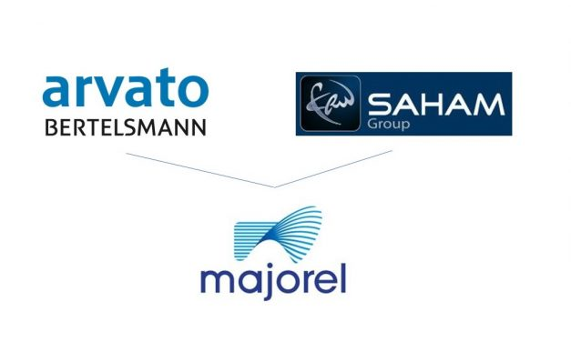"Bertelsmann and Saham Group Launch ""Majorel"""