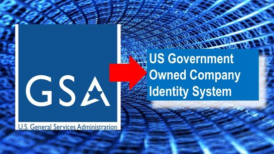Company Identity:  US Government Desires a Government-owned Identity System