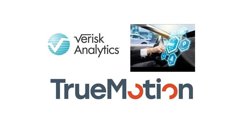 Verisk Teams with TrueMotion for Enhanced Telematics Solution
