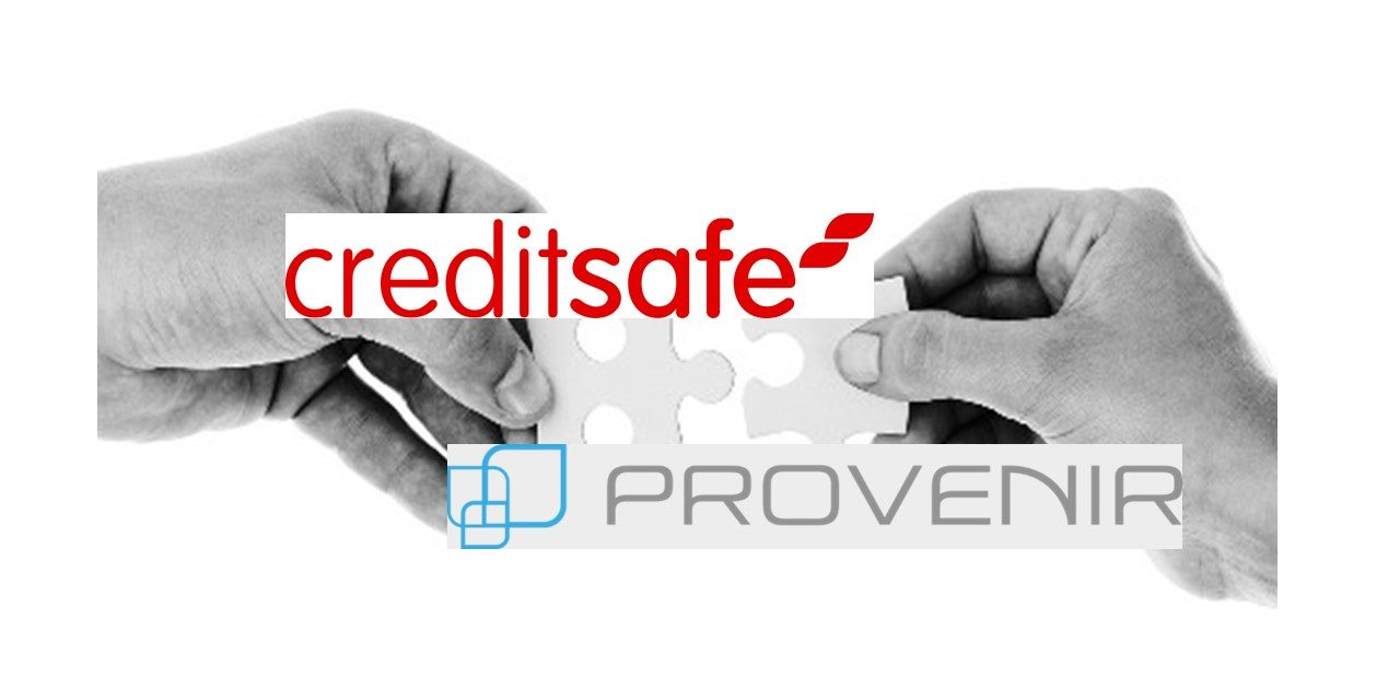 Creditsafe Announces New Partnership with Provenir
