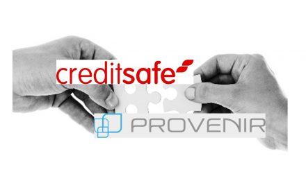 Creditsafe Announces New Partnership with Provenir