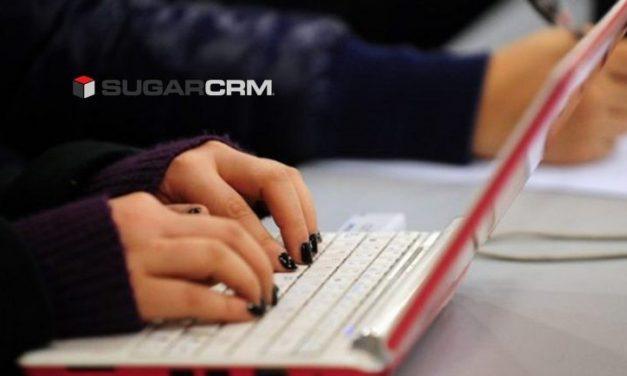 SugarCRM Announces Game-Changing Product Enhancements