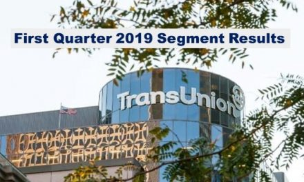 TransUnion First Quarter 2019 Segment Results