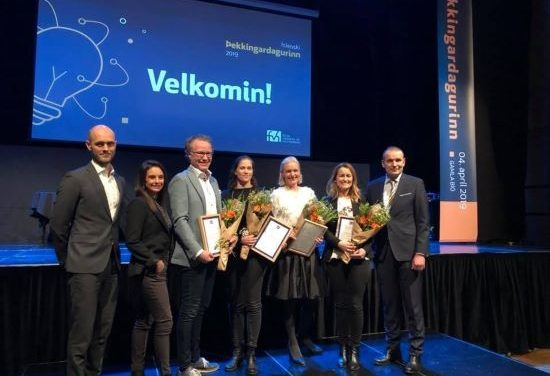 Creditinfo Group Wins Knowledge Prize 2019