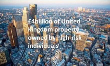 Money Laundering and the London Property Market
