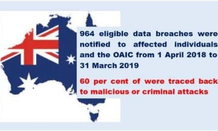 Australia's Lessons Learned During First 12 Months of Notifiable Data Breaches Scheme