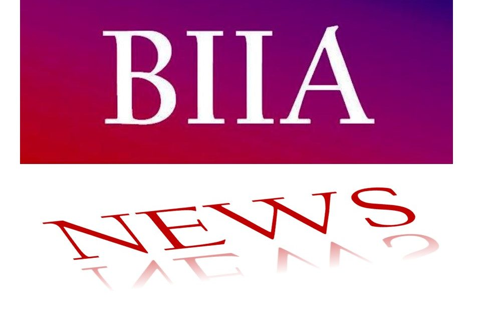 BIIA Newsletter November I – 2019 Issue