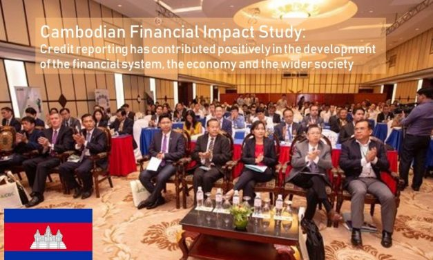 Independent Impact Study Confirms Positive Contribution of Credit Reporting in Cambodia