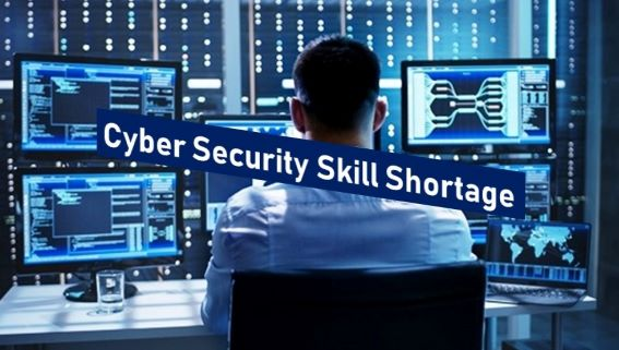 Cyber Security:  The Skills Shortage Presents A Looming Cyber Security Threat
