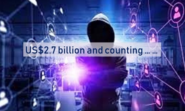 Cybercrime Cost US Business $2.7B in 2018