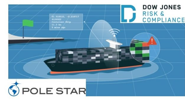 Dow Jones Risk & Compliance and Pole Star Partner on Vessel Tracking Solution