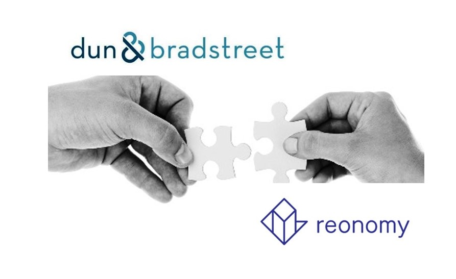 Reonomy Welcomes Dun & Bradstreet to Partner Network, Secures Exclusive Data Partnership