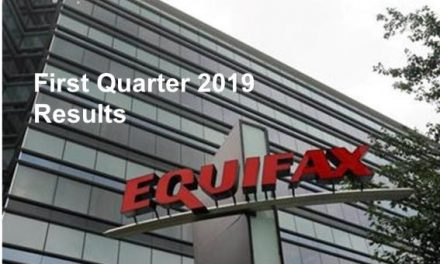 Equifax Inc. (NYSE: EFX) Q1 2019 Revenue down 2%