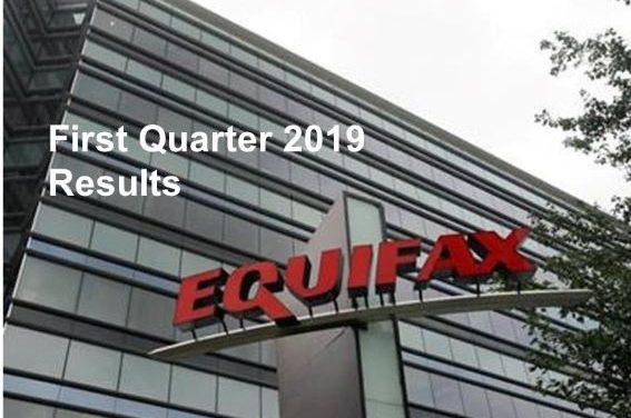 Equifax Inc. (NYSE: EFX) Q1 2019 Revenue down 2%