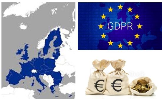 Bitter Harvest: Which Treasury Gets most of the GDPR Loot?