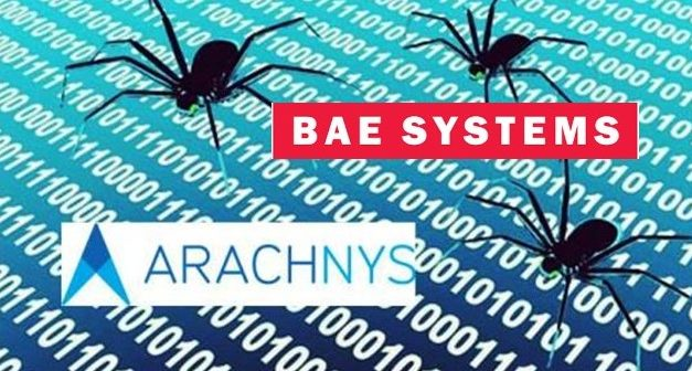 Arachnys and BAE Systems in Partnership