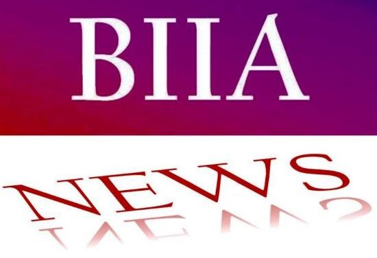 BIIA Newsletter June II – 2019 Issue