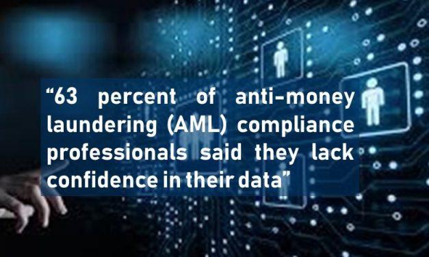 AML/KYC's Data Confidence Crisis