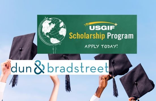 Dun & Bradstreet Announces Geospatial Data Science Scholarship in Partnership with USGIF