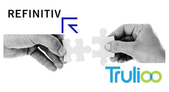 Refinitiv and Trulioo in Partnership