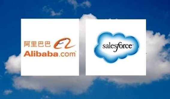 Salesforce.com to Use Alibaba's Cloud to Sell Software Products In China