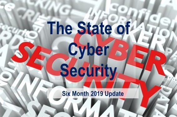 2019: Cybersecurity Is In Crisis