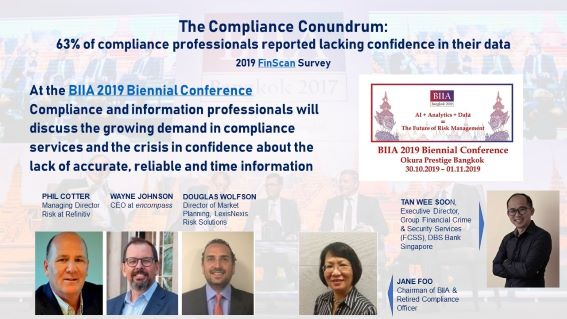 BIIA 2019 Biennial Conference: Defusing the Ticking Time Bomb of Bad
