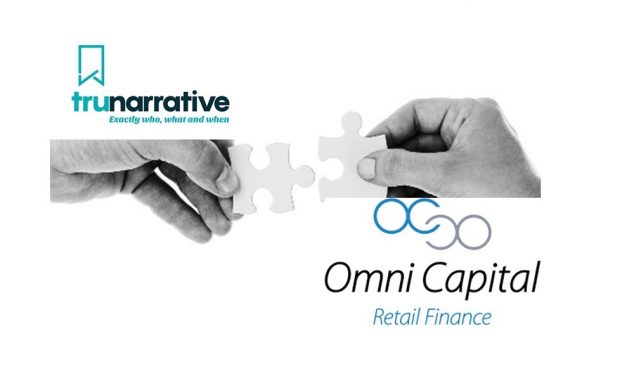 TruNarrative & Omni Capital Retail Finance Announce Financial Crime Partnership