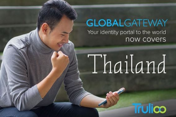 Trulioo GlobalGateway Now Covers Thailand