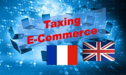 E-Commerce:   Taxing Sales of Internet Companies