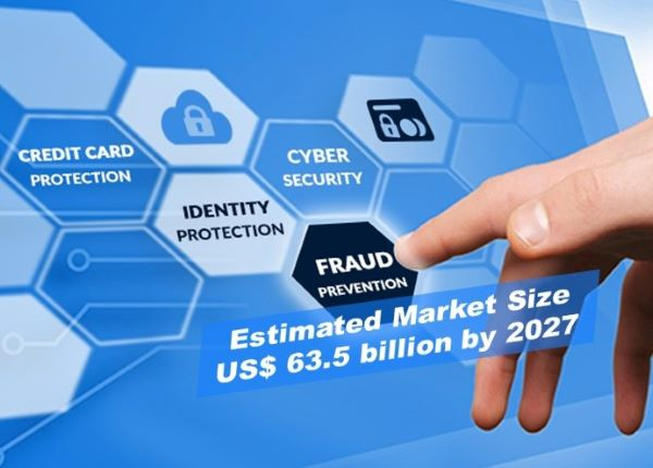 Fraud Detection and Prevention Market to Surpass US$ 63.5 billion by 2027