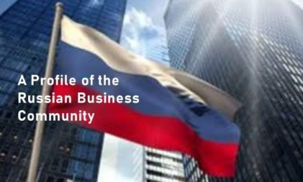 A Profile of the Russian Business Community